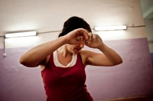 (c) Daniela Silvestri - Dancing Girl