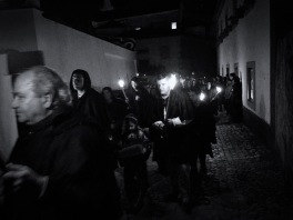 Processione del venerdì santo - Obidos