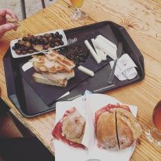 Degustando al mercato della Ribeira