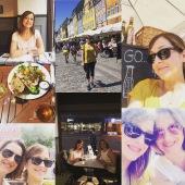 Via danese lungo il mare, il Nyhavn e i ristoranti