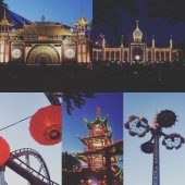 Una bella serata ai Tivoli Garden